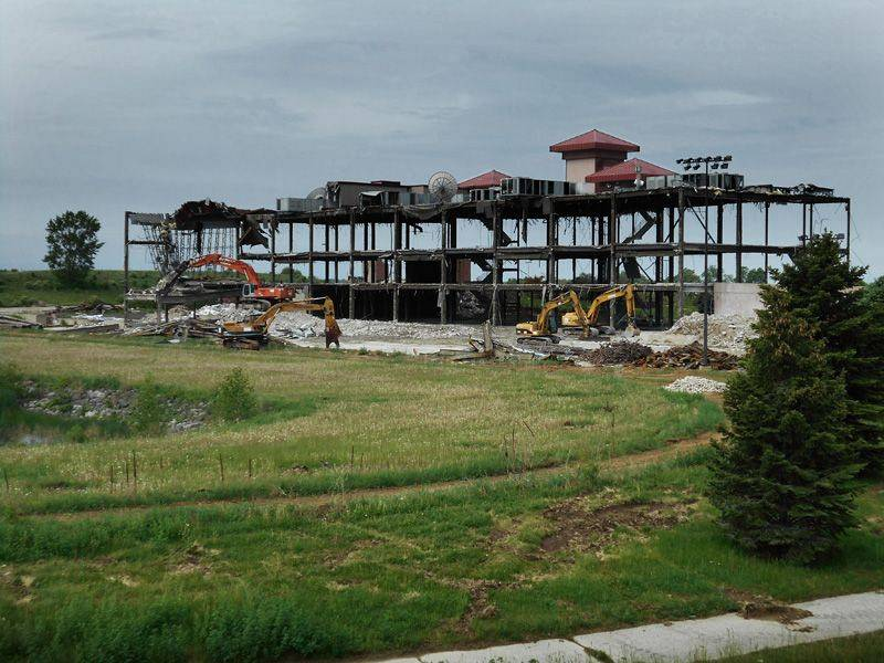 Geneva Lakes Kennel Club Demolition and Site Restoration – Delevan, WI