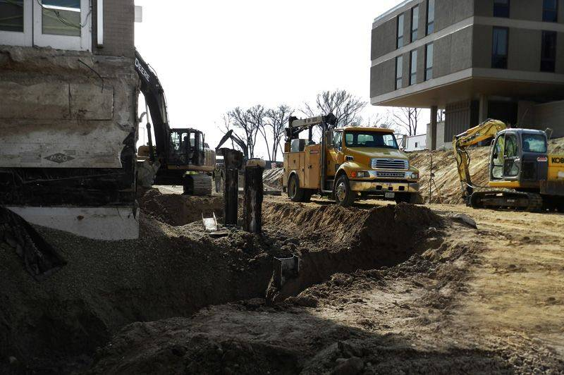 OSF St. Anthony Hospital Bed Tower Addition - Rockford, IL