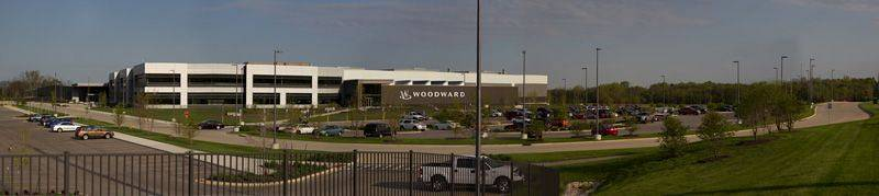 Woodward, Inc. – Rock Cut Campus – Loves Park, IL